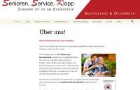 senioren-service-klopp.com